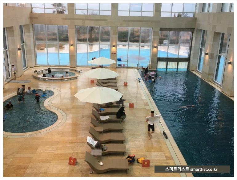제주 해비치 호텔 수영장